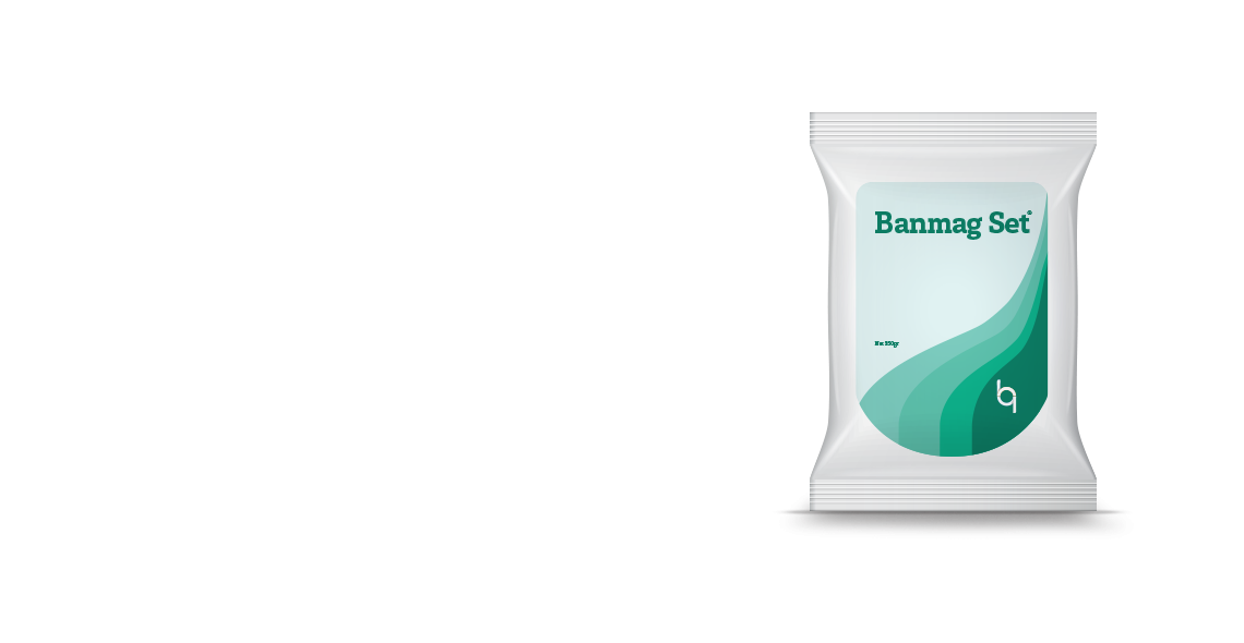 Banmag Set® / Basic Support in Acidosis Treatment