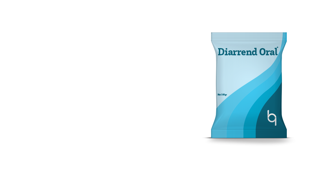 Diarrend Oral® / Professional Solution for Diarrhea