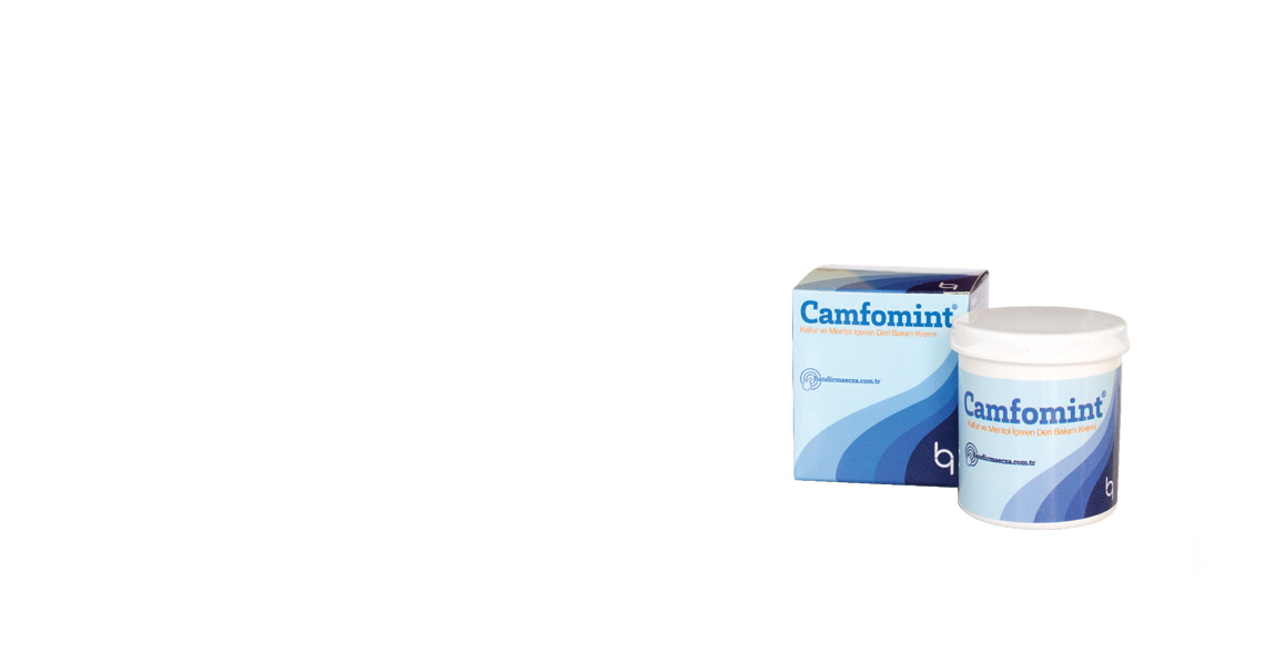 Camfomint® / Fast-healing Abscess, Healthy Animals